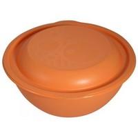 Салатник Мартика С46К, 3 л, см, оранжевый. Интернет-магазин Vseinet.ru Пенза