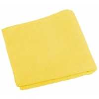 Салфетка из микрофибры М-02, цвет-желтый, р-р 30*30см, вес 25-27гр. (310203). Интернет-магазин Vseinet.ru Пенза