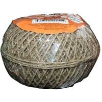 Шпагат упаковочный льняной D1,5 мм,  100м (клубок) (082274). Интернет-магазин Vseinet.ru Пенза