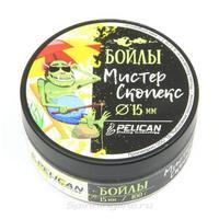 Фото Бойлы PELICAN Скопес 15 мм. 1 шт - 100 гр.. Интернет-магазин Vseinet.ru Пенза