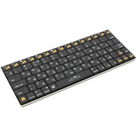Клавиатура Oklick 840S беспроводная, Bluetooth, черная. Интернет-магазин Vseinet.ru Пенза