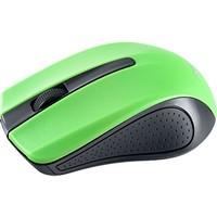 Мышь Perfeo PF-353-WOP беспроводная, USB, зеленая с черным. Интернет-магазин Vseinet.ru Пенза