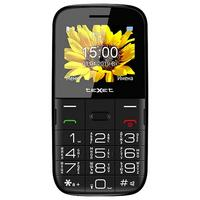 teXet TM-B227 черный Мобильный телефон. Интернет-магазин Vseinet.ru Пенза