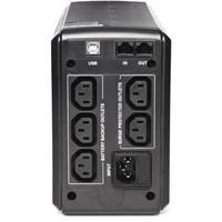 Фото Источник бесперебойного питания Powercom Smart King Pro SPT-700-II 560Вт 700ВА черный. Интернет-магазин Vseinet.ru Пенза