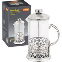 Кофе-пресс/чайник заварочный серия Rombo, объем 800 мл, тм Mallony арт.005487