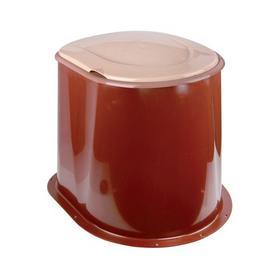 Фото Туалет дачный коричневый (уп.5) М1295 г.Октябрьский. Интернет-магазин Vseinet.ru Пенза