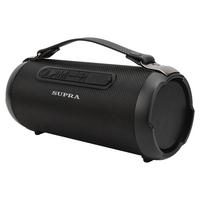 Фото Аудиомагнитола Supra BTS-580 черный 15Вт/MP3/FM(dig)/USB/BT/microSD. Интернет-магазин Vseinet.ru Пенза