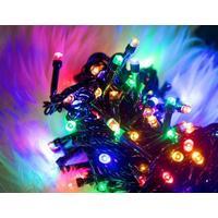 Фото гирлянда led 100 ламп чёрная. Интернет-магазин Vseinet.ru Пенза