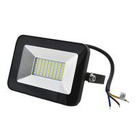 Фото Прожектор LED IEK 50W 220V 4000K IP65 черный СДО 06-50 1/20. Интернет-магазин Vseinet.ru Пенза
