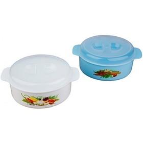 Посуда для СВЧ ПОЛИМЕРБЫТ С852 / 1,2 л / пластик