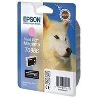 Струйный картридж EPSON C13T09664010 для Stylus Photo R2880 vivid light magenta. Интернет-магазин Vseinet.ru Пенза