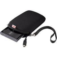 """Чехол Hama H-95505 для внешнего жесткого диска 2.5"""" 8.5 х 2 х 14 см неопрен черный. Интернет-магазин Vseinet.ru Пенза"""