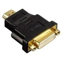 Адаптер Hama H-34036 HDMI (m) - DVI/D (f) позолоченные штекеры черный. Интернет-магазин Vseinet.ru Пенза