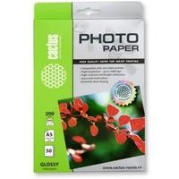 Фотобумага Cactus CS-GA520050 A5/200г/м2/50л. глянцевая для струйной печати. Интернет-магазин Vseinet.ru Пенза