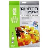 Фотобумага Cactus CS-MA4120100 A4/120г/м2/100л. матовая для струйной печати. Интернет-магазин Vseinet.ru Пенза