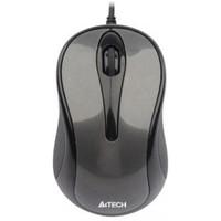 Проводная мышь A4Tech N-360-1, серая. Интернет-магазин Vseinet.ru Пенза
