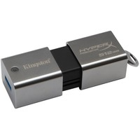 Флешка Kingston DataTraveler DTHXP30 512Гб, USB 3.0, серебристая (DTHXP30/512GB ). Интернет-магазин Vseinet.ru Пенза