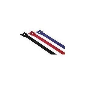 Стяжки-липучки Hama H-20536 Hook&Loop 14.5 см 12 шт. термостойкие разноцветные