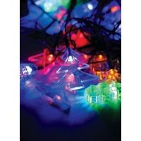 Гирлянда КОСМОС 30LED MIX1 RGB (Игрушки мультиколор, 4,4м). Интернет-магазин Vseinet.ru Пенза