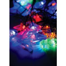 Гирлянда КОСМОС 30LED MIX1 RGB (Игрушки мультиколор, 4,4м)