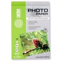 Самоклеящаяся бумага фотобумага Cactus CS-MSA310020 матовая А3 100 г/м2 20 листов. Интернет-магазин Vseinet.ru Пенза