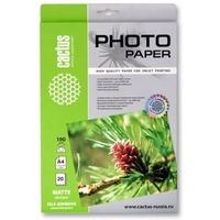 Самоклеящаяся бумага фотобумага Cactus CS-MSA410020 матовая А4 100 г/м2 20 листов. Интернет-магазин Vseinet.ru Пенза