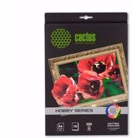 Хлопковый холст Cactus CS-СA426010 А4 300 г/м2 10 листов. Интернет-магазин Vseinet.ru Пенза