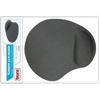 Коврик для мыши Buro BU-GEL/grey гелевый серый 230х205х25мм. Интернет-магазин Vseinet.ru Пенза