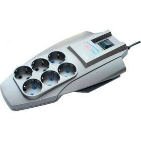 Сетевой фильтр PILOT-X-Pro 5м (6 розеток)