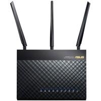 Беспроводной маршрутизатор Asus RT-AC68U 802.11n 1900Mbps dual-band USB3.0 Printer/FTP Server GigaLAN. Интернет-магазин Vseinet.ru Пенза