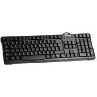 Клавиатура A4Tech KR-750 проводная, USB, черная. Интернет-магазин Vseinet.ru Пенза