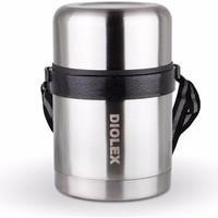 Термос Diolex DXF-600-1, 0.6 л, серебристый. Интернет-магазин Vseinet.ru Пенза