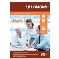 Бумага Lomond 0102131 A4/90г/м2/500л. матовая для струйной печати (до 2880dpi) hv. Интернет-магазин Vseinet.ru Пенза