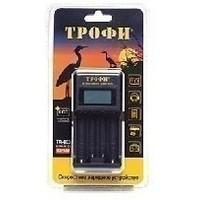 Зарядное устройство ТРОФИ TR-803 LCD скоростное (1/6/24). Интернет-магазин Vseinet.ru Пенза