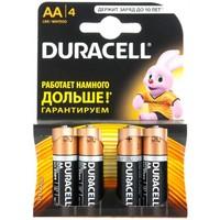 Батарея Duracell LR6-4BL Basic AA 4шт. Интернет-магазин Vseinet.ru Пенза