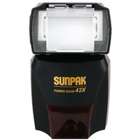 Вспышка Sunpak PZ42X for Canon. Интернет-магазин Vseinet.ru Пенза