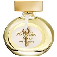 ANTONIO BANDERAS HER GOLDEN SECRET lady 50ml edt. Интернет-магазин Vseinet.ru Пенза