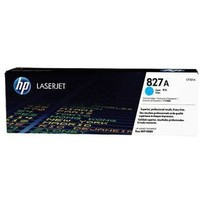 Тонер Картридж HP CF301A голубой HP Color LaserJet Enterprise M880 827A. Интернет-магазин Vseinet.ru Пенза