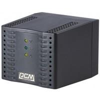 Стабилизатор напряжения Powercom TCA-1200 Black Tap-Change, 600W. Интернет-магазин Vseinet.ru Пенза