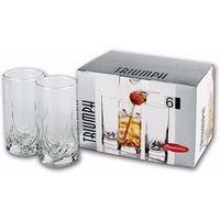 Набор стаканов PASABAHCE TRIUMPH 41630B / 6 предметов / 290 мл / Стекло. Интернет-магазин Vseinet.ru Пенза