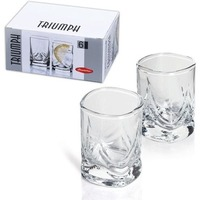 Набор стаканов PASABAHCE TRIUMPH 41600B / 6 предметов / 60 мл / Стекло. Интернет-магазин Vseinet.ru Пенза
