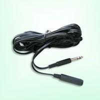 Кабель Ningbo 3.5mm Jack (m-f) 1m стерео черный (JAAC003-1). Интернет-магазин Vseinet.ru Пенза