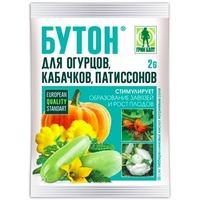 Удобрение ГринБэлт Бутон+ для огурцов, кабачков 2 гр. Интернет-магазин Vseinet.ru Пенза