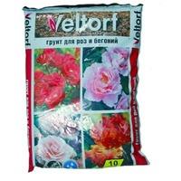 Грунт Veltorf для роз и бегоний 10л. Интернет-магазин Vseinet.ru Пенза