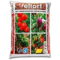 Грунт Veltorf универсальный для томатов и перцев 25л. Интернет-магазин Vseinet.ru Пенза