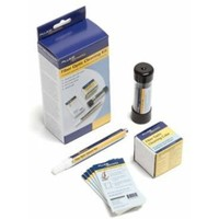 Набор для очистки оптики Fluke NFC-KIT-CASE Fiber Optic Cleaning Kit: Case Cube Pen 1.25+2.5 Swabs 10 Cards. Интернет-магазин Vseinet.ru Пенза