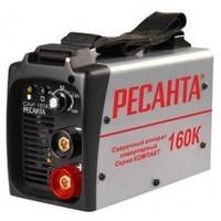 Сварочный аппарат ММА инверторный Ресанта САИ160К / 4800 Вт / 10-160 А / Ф 4 мм. Интернет-магазин Vseinet.ru Пенза