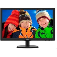 "Монитор Philips 223V5LHSB / 21.5"" / чёрный. Интернет-магазин Vseinet.ru Пенза"