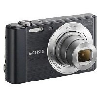 "Фотоаппарат Sony Cyber-shot DSC-W810, 20.4Mpix, 5x/4x, Black, 2.7"" 720p SDHC MS Pro Duo Super HAD CCD IS el NP-BN1. Интернет-магазин Vseinet.ru Пенза"