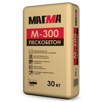Пескобетон М-300 (30 кг) МАГМА. Интернет-магазин Vseinet.ru Пенза